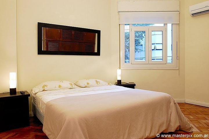 Recoleta Apartment Bedroom image