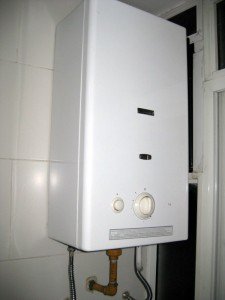 Kitchen Hot Water Heater image