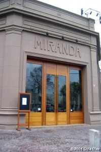Miranda entrance image