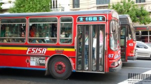 Buenos Aires Bus Image