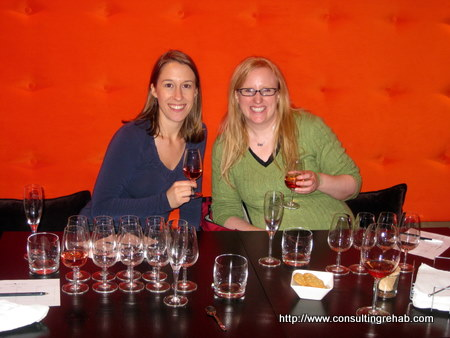 Anuva wine tasting, Buenos Aires image
