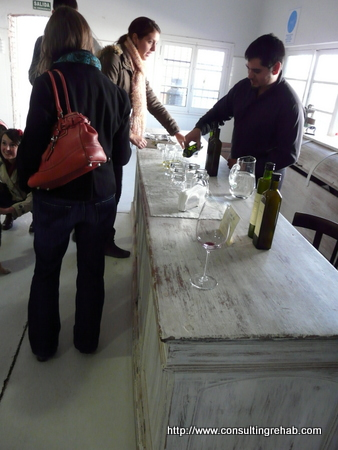 Olive oil tasting at Club Tapiz image