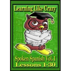 Learning Spanish Like Crazy image