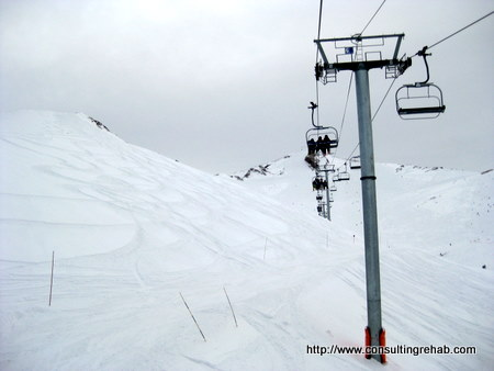 Valle Nevado lift image