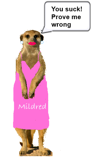 Perfectionist Mildred single image