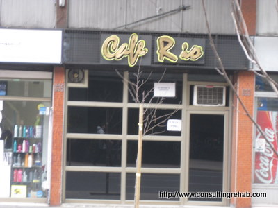 coffee with legs cafe rio santiago image