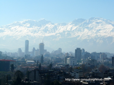 Santiago Mountains image