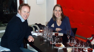Argentine wine tasting research with Anuva image